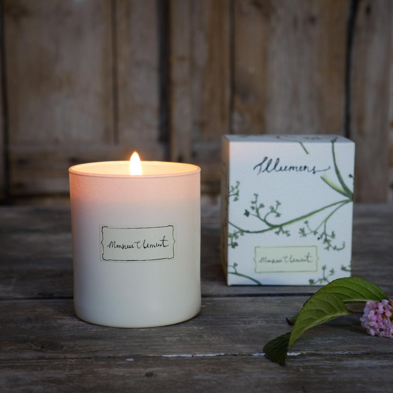 Snape Maltings Abbaye Monsieur Clement Scented Candle