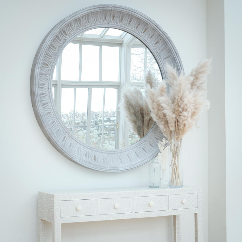 Whitewashed Romani Mirror