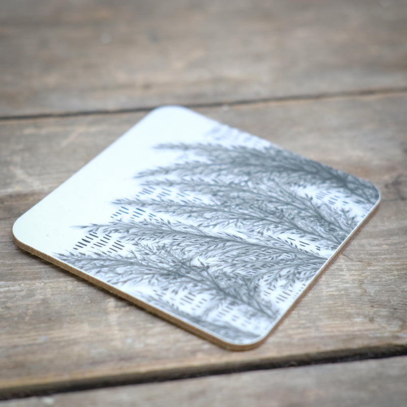 Snape Maltings Collection Slate Reed Design Coaster