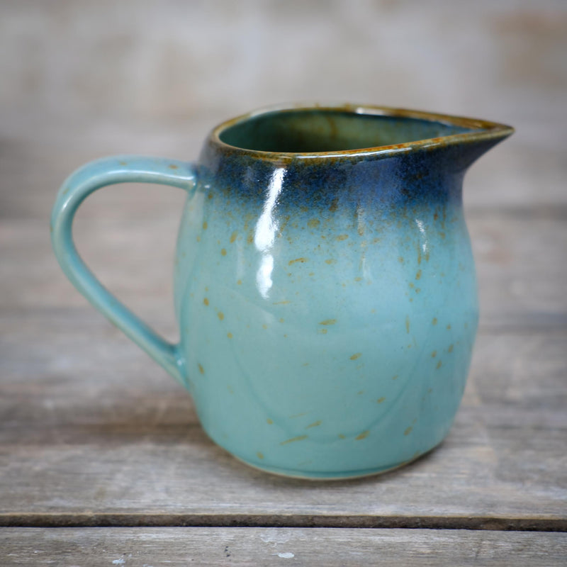 Snape Maltings Sea Spray Aqua Mini Pitcher
