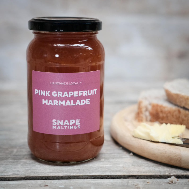 The Snape Maltings Collection Pink Grapefruit Marmalade