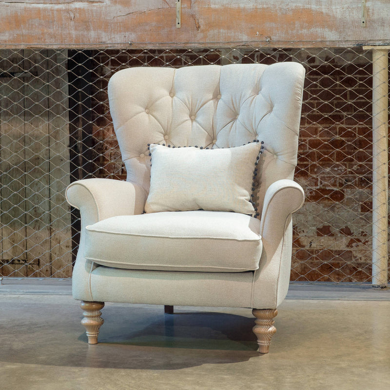 Snape Maltings Ralph Chair in Fabric