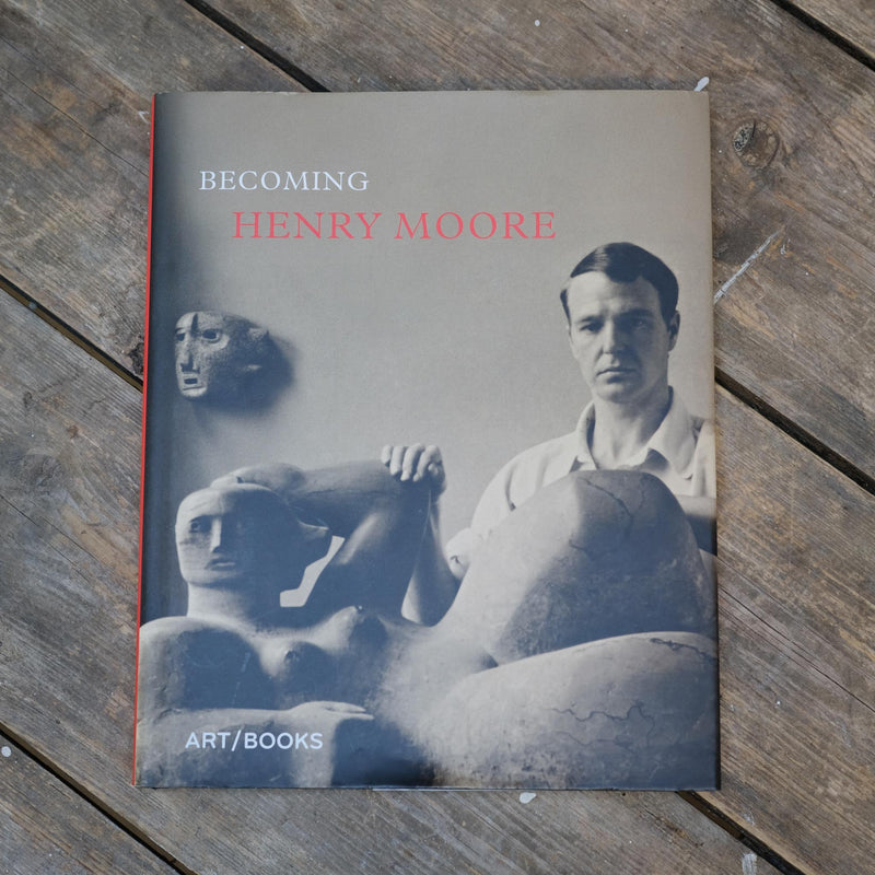 Snape Maltings Becoming Henry Moore Book