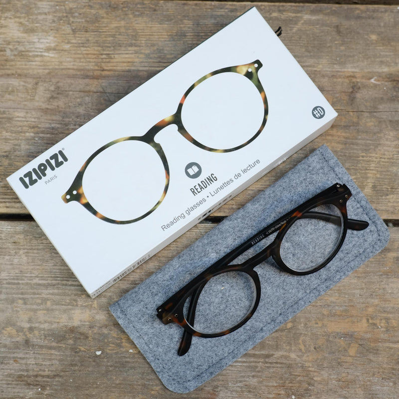 Snape Maltings Reading Glasses  Tortoise +1.5
