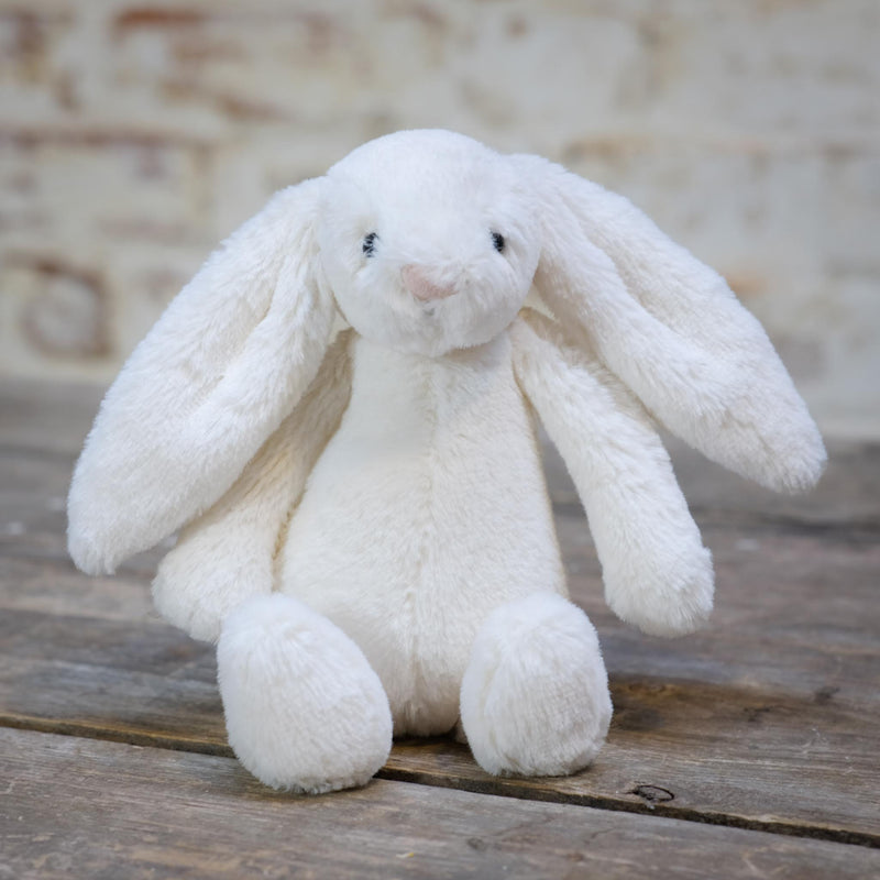 Little Cream Bunny Soft Toy