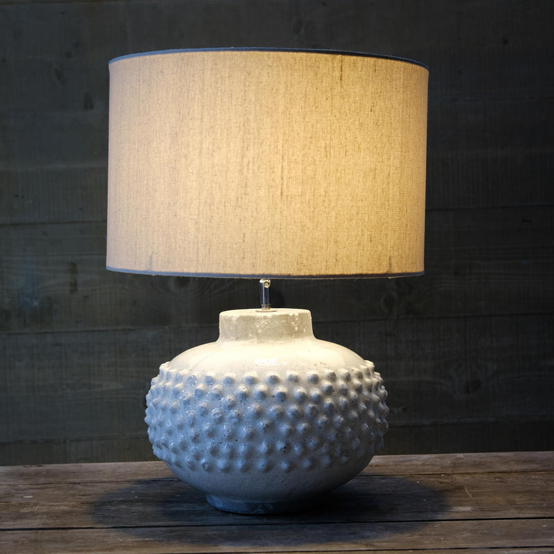 Snape Maltings Textured Bobble Lamp