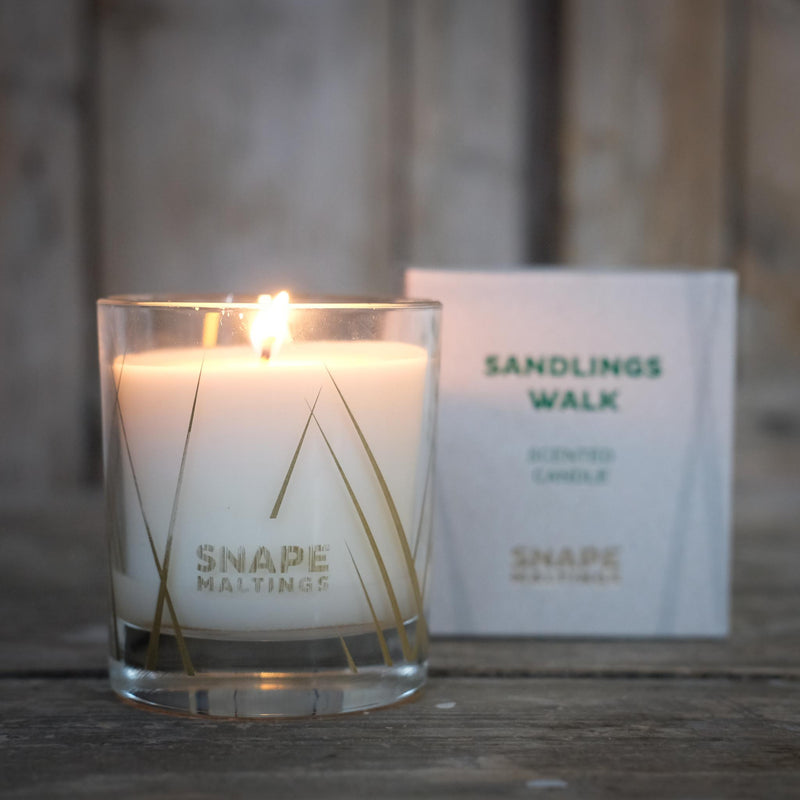 The Snape Maltings Collection Sandlings Walk Candle