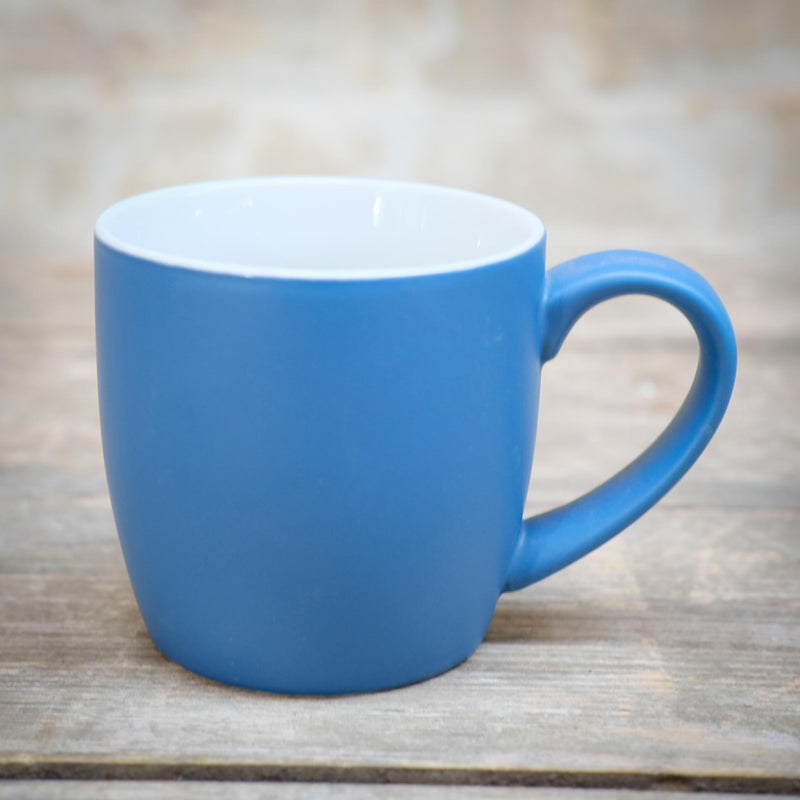 Snape Maltings Nordic Blue Mug
