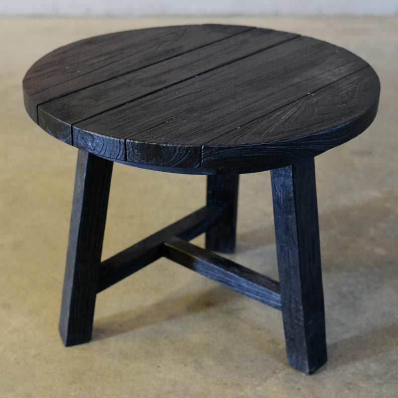 Snape Maltings Teak Stool