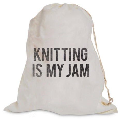 Knitting Is My Jam