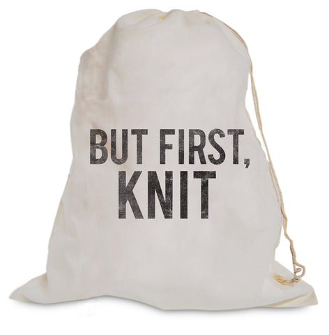 But First Knit