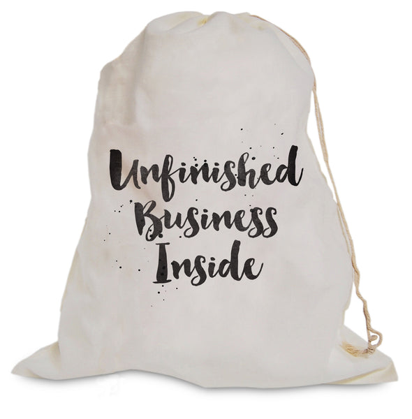 "Project Bag - ""Unfinished Business"""