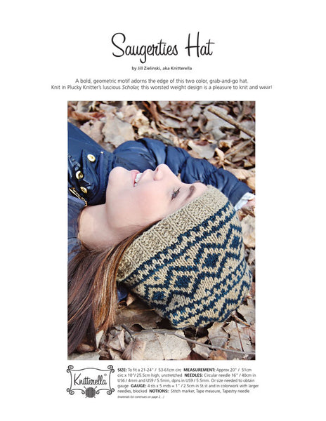 Saugertise Hat