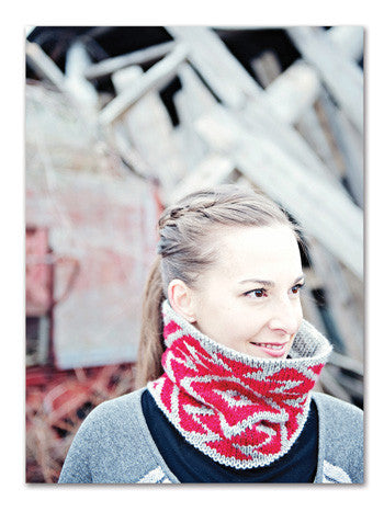 Sonoran Cowl Pattern