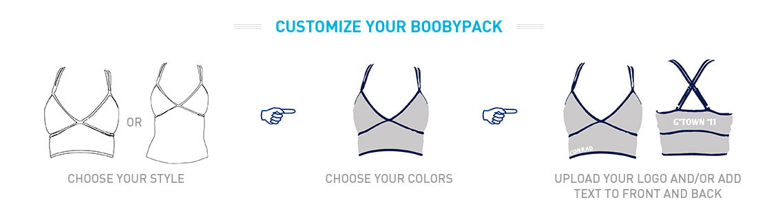 Customize Your Boobypack
