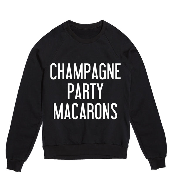 Champagne Party Sweatshirt