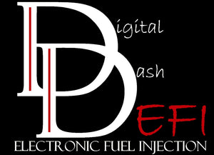 Digital Dash EFI Digital Dash Megasquirt DD-EFI