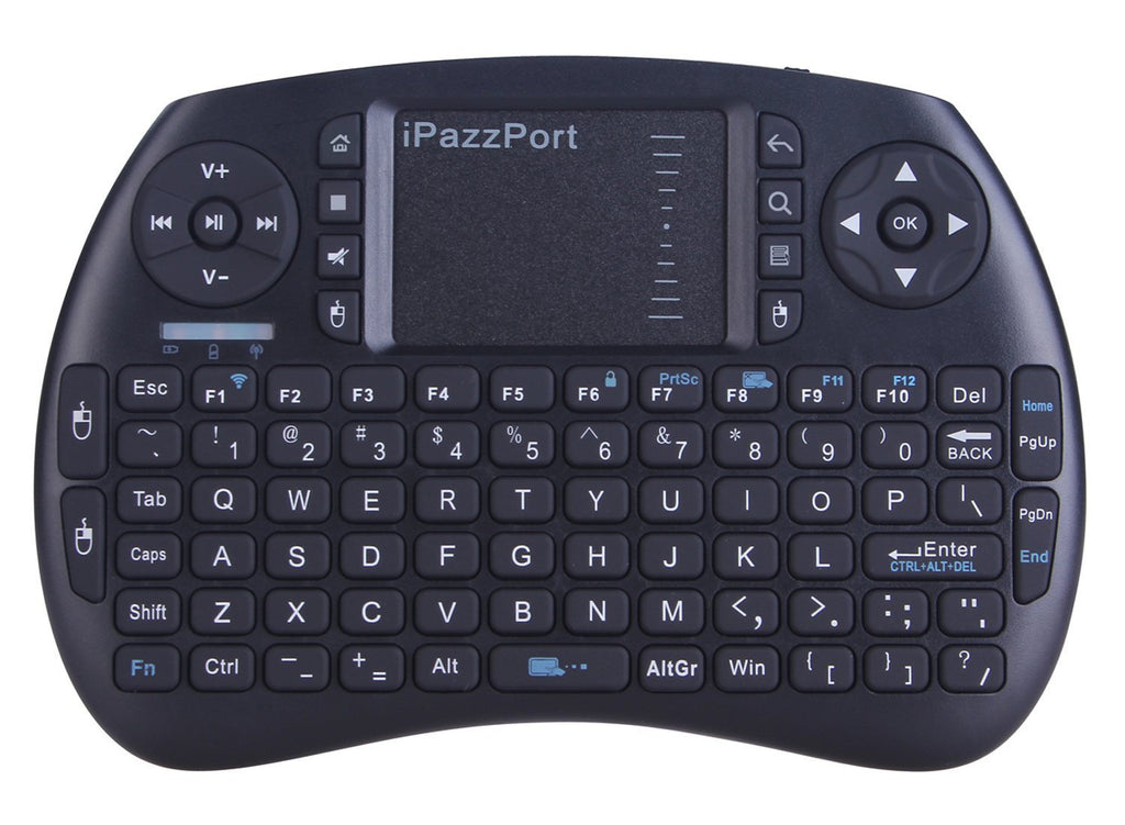Digital Dash EFI Megasquirt Wireless Keyboard