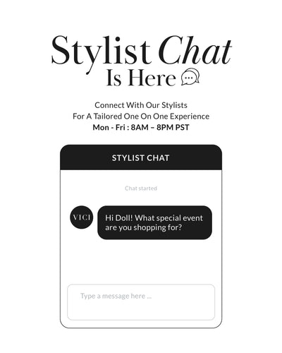 Stylist Chat Is Here!