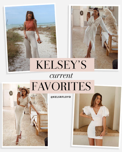 SHOP @KELSRFLOYD FAVES