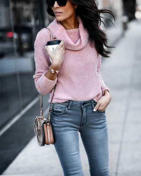 Stay Classy Knit Sweater