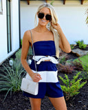 Height Of The Summer Pocketed Romper - FINAL SALE
