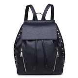 Development Studded Backpack - Black - FLASH SALE