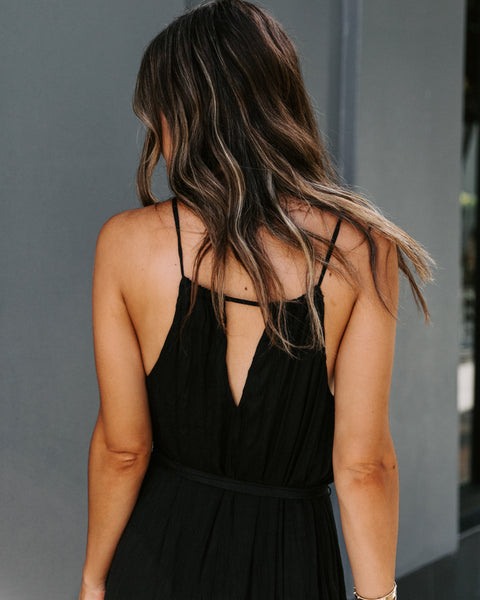Across The Board Maxi Dress