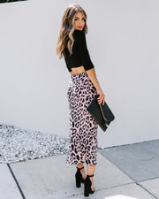 Winifred Leopard Midi Skirt - FINAL SALE