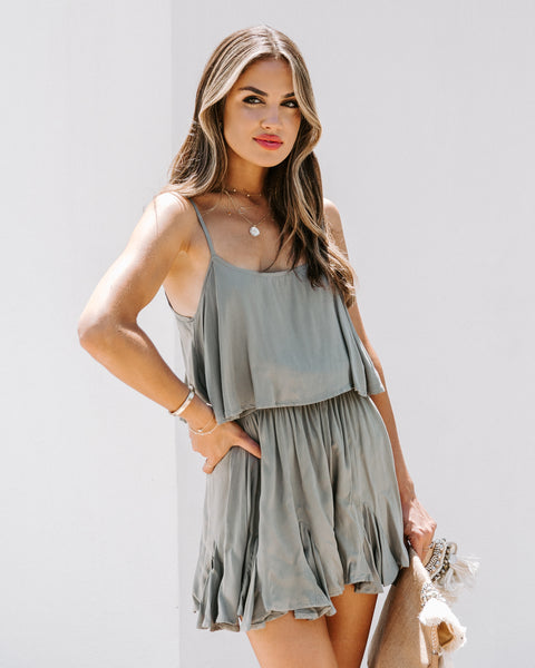 Down In The Valley Romper