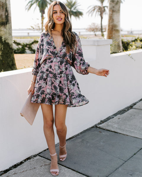 All I Want Ruffle Tiered Babydoll Dress