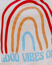 Take Note, Good Vibes Only Tee