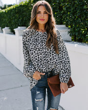 Homecoming Floral Button Down Blouse