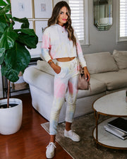 Pure Bliss Cotton + Modal Pocketed Tie Dye Joggers