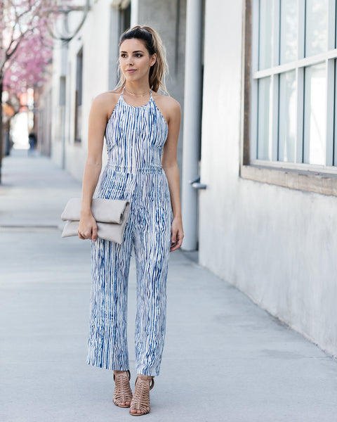Making Waves Jumpsuit