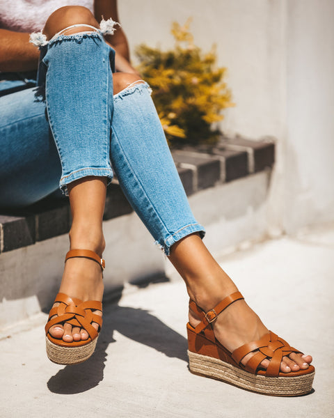 Days Of Summer Espadrille Sandals