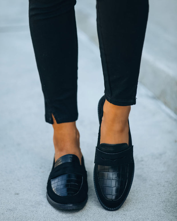 Chelsea Two-Tone Loafer view 9