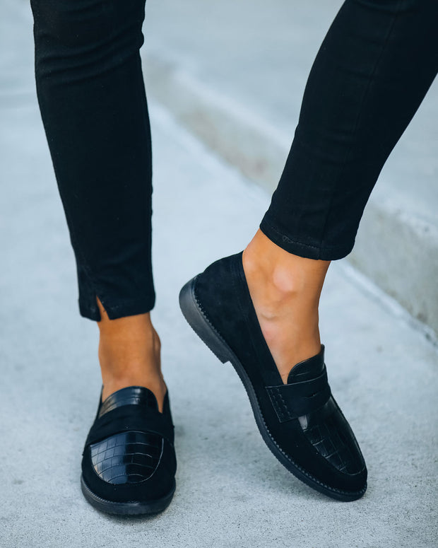 Chelsea Two-Tone Loafer view 7