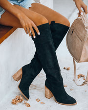 Saint Slouch Boot - Black