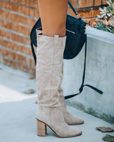PREORDER - Saint Slouch Boot - Grey