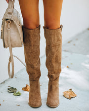 Saint Slouch Boot - Camel view 6