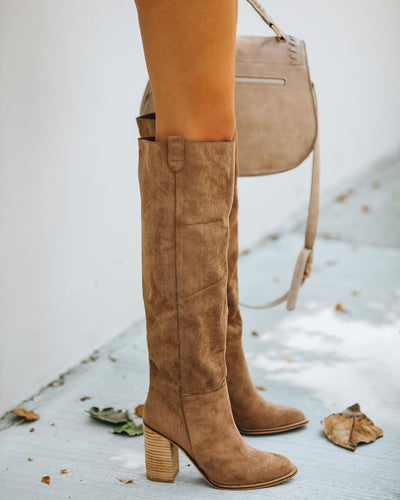 PREORDER - Saint Slouch Boot - Camel