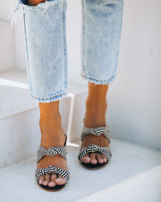 Davey Knotted Heeled Sandal view 10