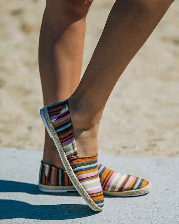 Ray Of Sunshine Canvas Espadrille view 6