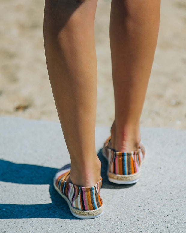 Ray Of Sunshine Canvas Espadrille view 5