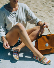 Ray Of Sunshine Canvas Espadrille view 8