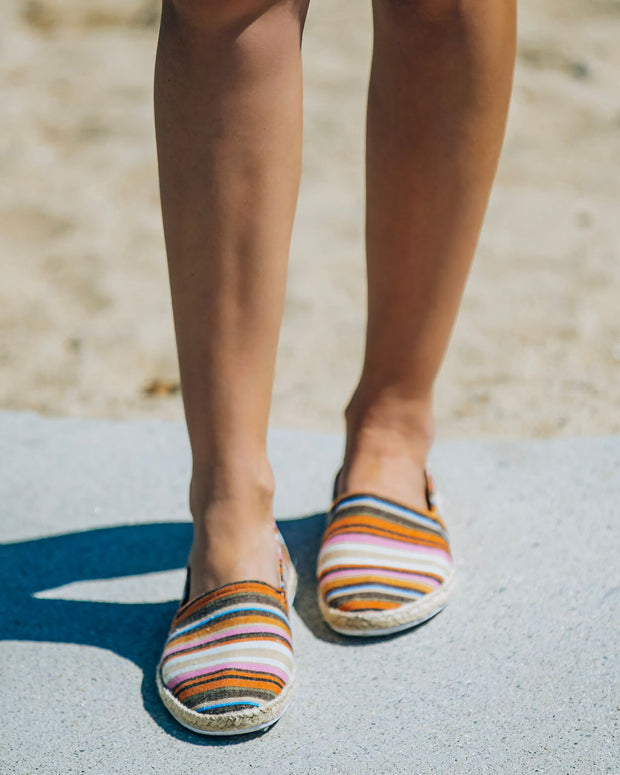 Ray Of Sunshine Canvas Espadrille view 9