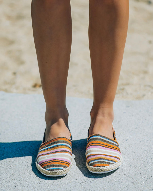 Ray Of Sunshine Canvas Espadrille view 7
