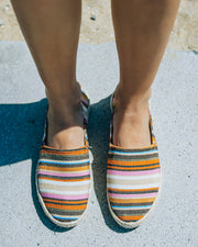Ray Of Sunshine Canvas Espadrille view 1