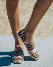 Ray Of Sunshine Canvas Espadrille view 2